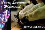 Cours d'Escrime Artistique Saison 2019/ 2020 1