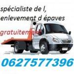 Casse auto à Béziers ÉPAVISTE GRATUIT  TEL 0627577396
