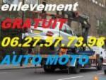 Récupération auto  épaviste  34800 briganc   gratuit 2