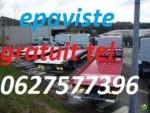 Recup auto canet 34800 gratuit épaviste 0627577396