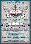 Festival ROCK'&'CARS à Lavaur (81) les 8 et 9 juin 2019 1