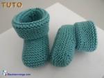 Tuto cardigan bb, bonnet et chaussons, tutoriel pdf tricot bebe 3