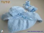 Tuto trousseau Bleu point Astrakan, tricot bebe, en pdf 3