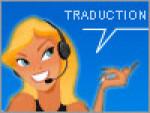 Traductions ANGLAIS/ESPAGNOL/ITALIEN/FRANCAIS. 3