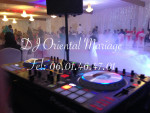 DJ Oriental mariage maghrébin et mixte
