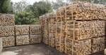 Bois de chauffage 100% sec chène, hètre, frène,érable, charme