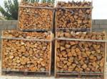 Bois de chauffage 100% sec chène, hètre, frène,érable, charme 2