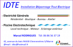 Electricien Bâtiment - Electrotechnicien Piscine privée