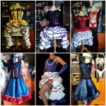 Robe de French Cancan Made in France 3