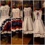 Robe de French Cancan Made in France