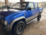 Nissan Pick Up 2.5 diesel 4 porte Double Cab