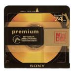 Transfert de MiniDisc SP en fichiers MP3 Pro 320k