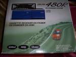 AUTO RADIO JVC KS-FX480 chargeur 12 cd neuf