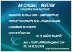 Assistance Administrative - Bilan retraite - complémentaire