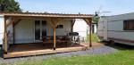 Location mobil-home au camping du Vic-bilh 64350