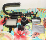 Sony DCR-SR37 Caméscope Numérique Disque Dur 60 Go