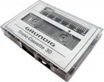 Numérisation et transfert de Sténo-cassette 30 Grundig 1
