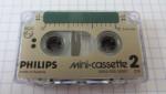 Numérisation et transfert de Mini-cassette Philips 2