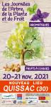 Journées de l'arbre de la plante et du fruit 1
