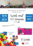 WEEK-END 1001 BRIQUES AU PALAIS DES BONBONS