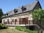 Grande maison de vacances en Normandie 6 à 12 pers