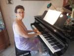 Pianiste  cours de piano Taverny