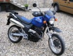 Vends Honda FX 650 SM avec adaptateur petite taille.  Mise en
