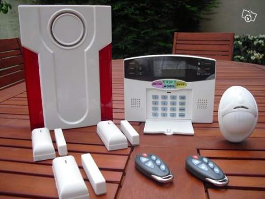 alarme ensemble complet pour maison syst me d 39 alarme de strasbourg. Black Bedroom Furniture Sets. Home Design Ideas