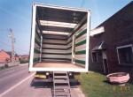 Camion avec chauffeur, self déménagement