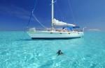 Tahiti Croisière Iles sous le Vent sur grand voilier monocoque
