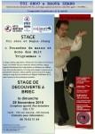 Stage régional de Kung-Fu interne  La ligue de Bretagne de Wushu