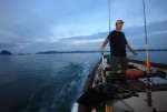 Pêche en mer Golfe du Morbihan Houat Hoedic le large 1