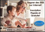 ClubSondages.com Recherche Des Candidats - Sondages Rémunérés 2