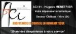 ACI 51 - Hugues MENETRIER Votre dépanneur informatique 2