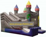 Vente CHÂTEAU TRAMPOLINE gonflable