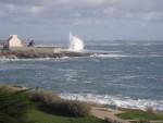 PLOEMEUR -Lomener- T2 vue mer  Vue sur la rade de Lorient et