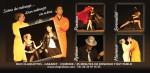 Spectacles de Cabaret/Music-Hall proposés par CLAQ'N SHOW  Les 1