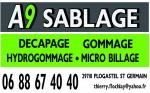 Sablage/decapage