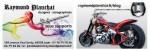 Mentonnière Casques motos 3