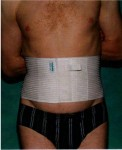 Ceinture soutien abdominale