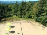 Gite f3 avec vue sur les montagnes. en haute loire, et a la