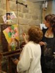 Cours Particulier peinture-coaching artisitque