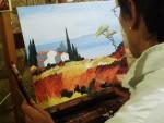 Stage d'été: la peinture acrylique et ses médiums  Du 16 au 20