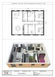 Réalisation de montages visuels et 3D de maisons