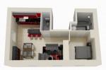 Réalisation de montages visuels et 3D de maisons 3