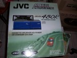 AUTORADIO JVC KS-FX 480 R AVEC CHARGEUR DE CD ET CASSETTE NEUF