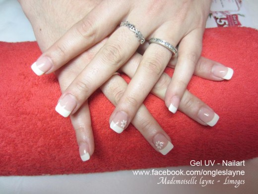 nail art limoges