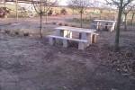 Terrain camping car