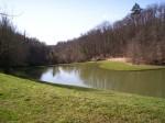 Périgourdine avec un étang privé pour la pêche