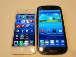 Promo-vente Smartphone iphone5,samsung galaxy s3
